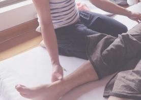 massage leg JH
